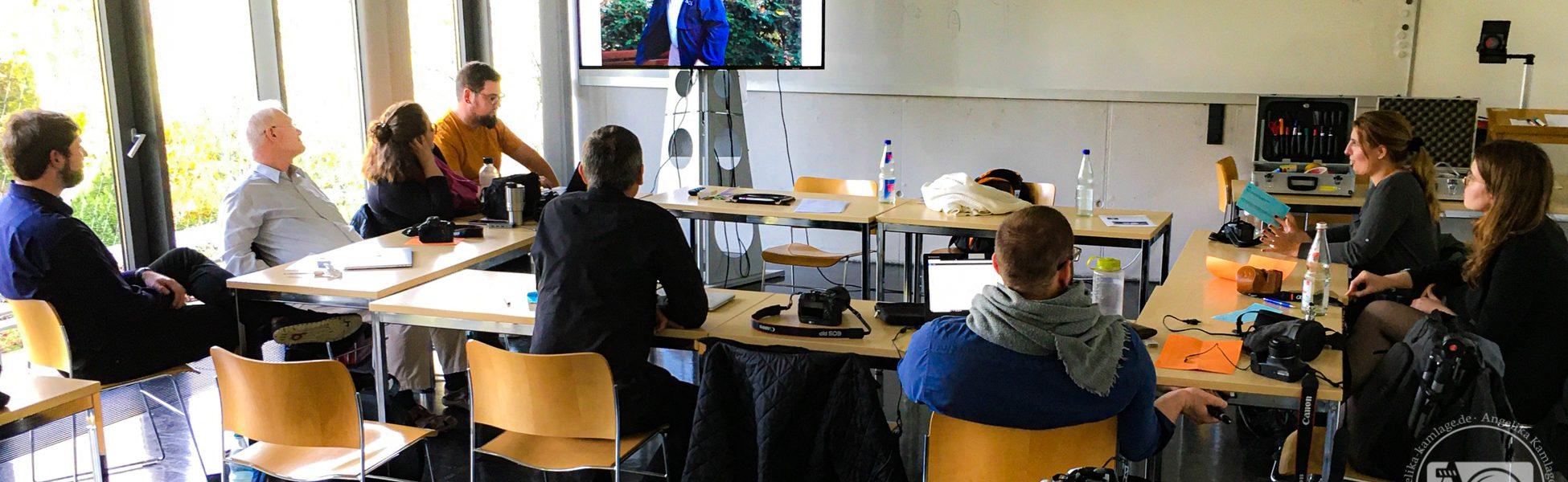 Workshops Veranstaltungen Menschen fotografieren